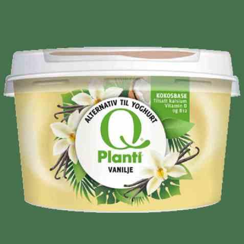 Bilde av Q planti vanilje.