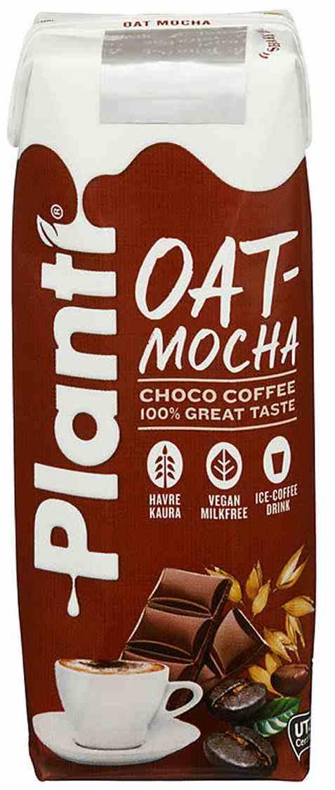 Bilde av Kavli planti oat mocha 250ml.