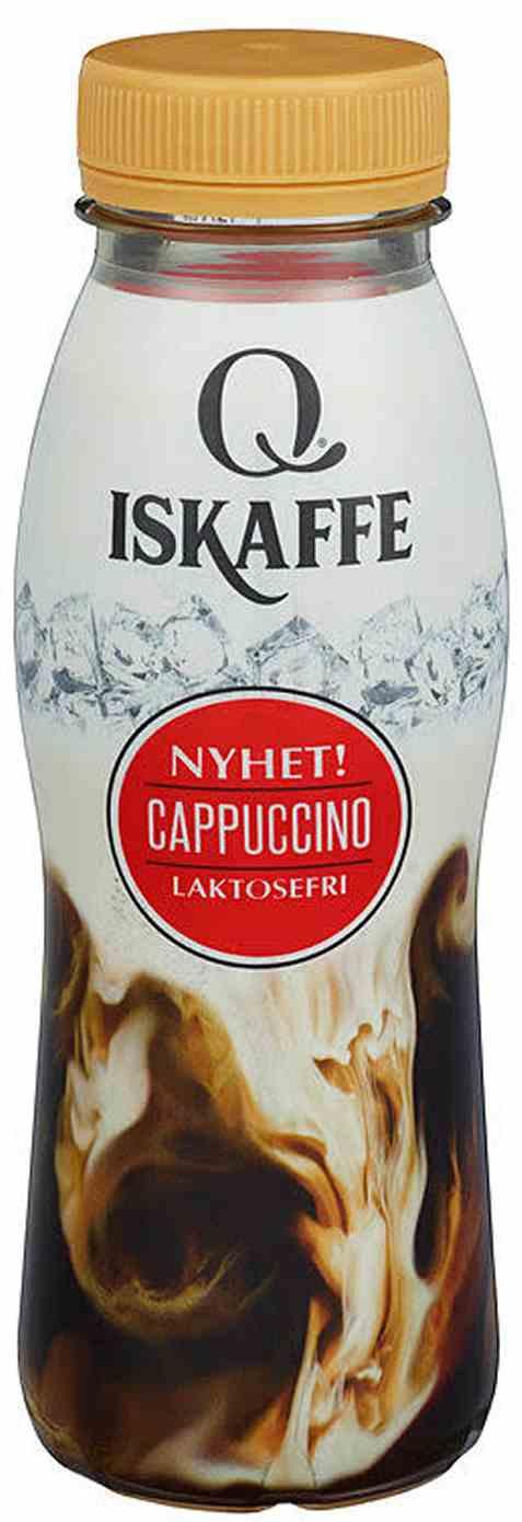 Bilde av Q iskaffe cappuccino.