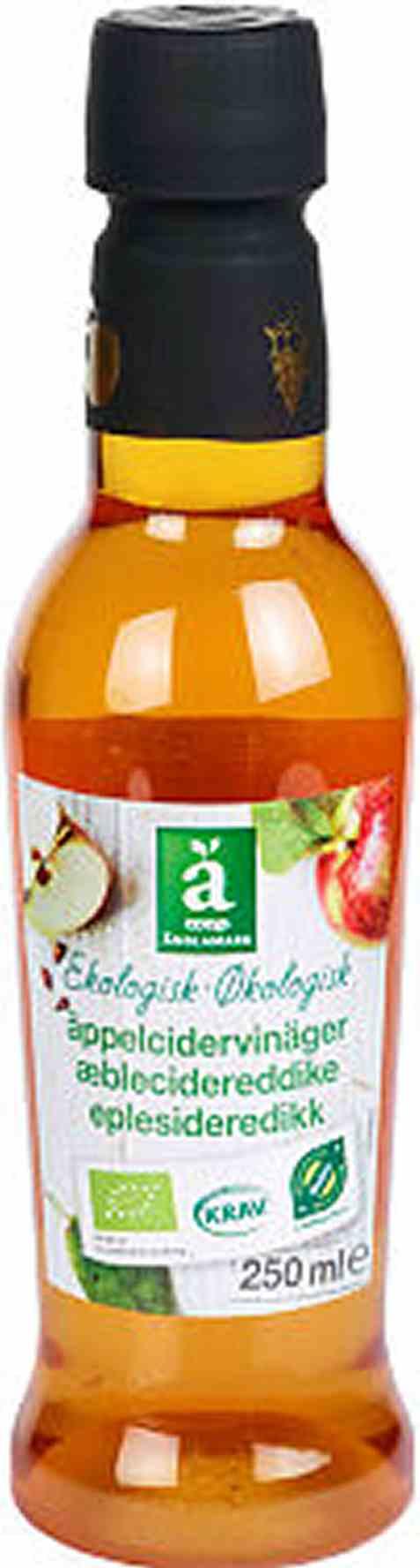 Bilde av Coop anglamark Økologisk eplesider 250 ml.