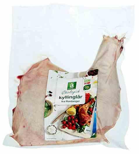 Bilde av Coop anglamark Økologisk kyllinglår 380gr.