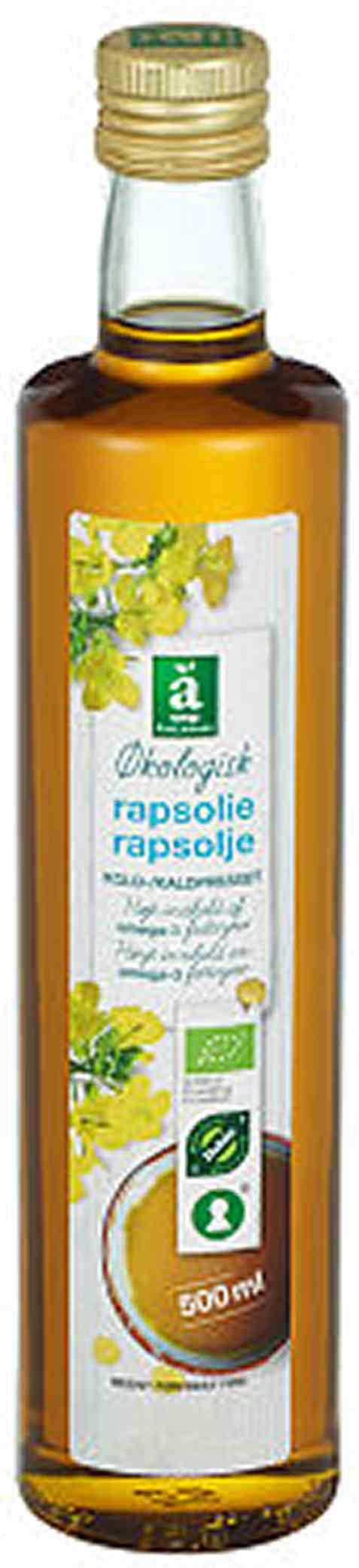 Bilde av Coop anglamark Økologisk rapsolje.