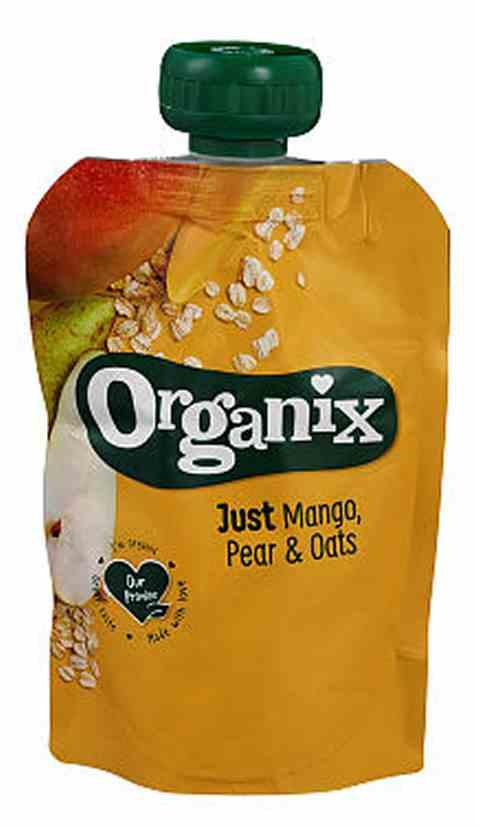 Bilde av Semper organix mango, pære og granateple 6mnd.