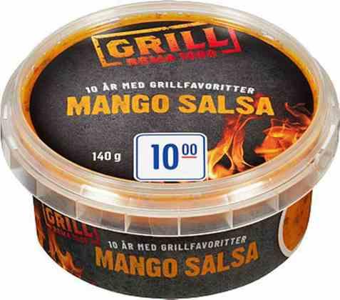Bilde av Rema 1000 mango salsa 140gr.