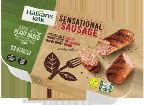Bilde av Halsans kok incredible Sausage.