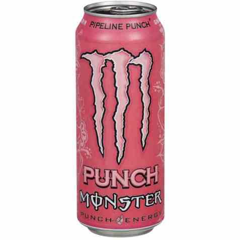 Bilde av Monster energy pipeline punch 500ml.