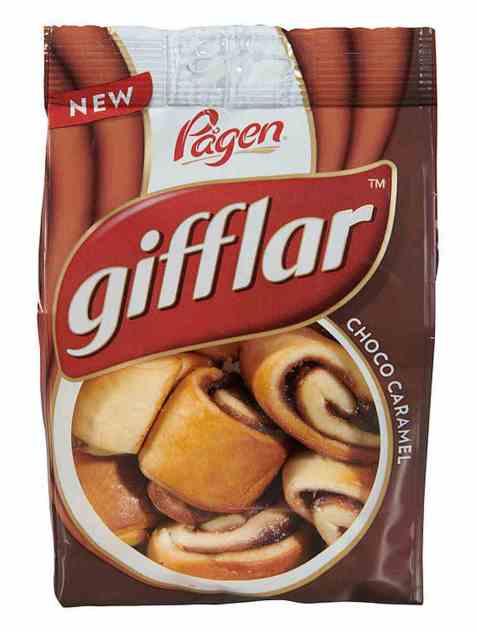 Bilde av Pågen Gifflar choco caramel.