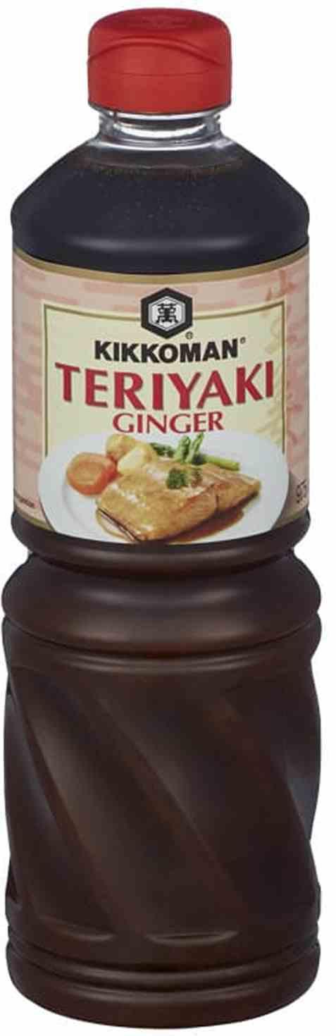 Bilde av Kikkoman teriyaki ginger 975ml.