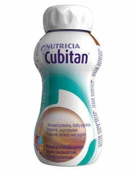 Bilde av Nutricia Cubitan sjokolade.