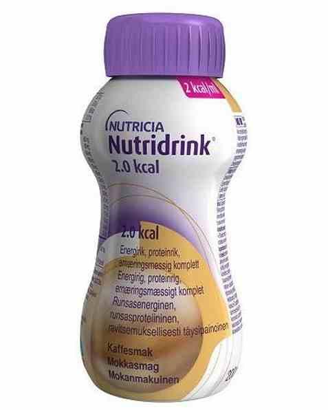 Bilde av Nutricia nutridrink 2 kcal.