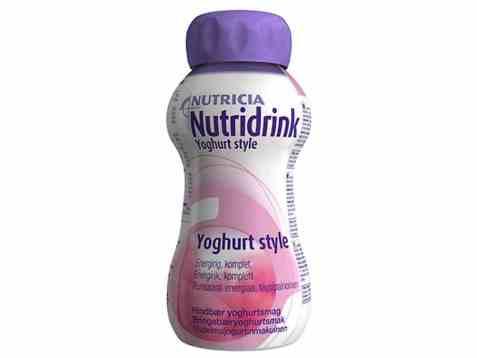 Bilde av Nutricia Nutridrink yoghurt style.