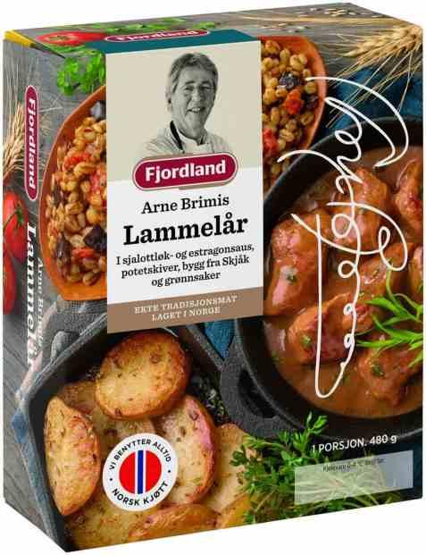 Bilde av Fjordland Arne Brimis Lammelår.