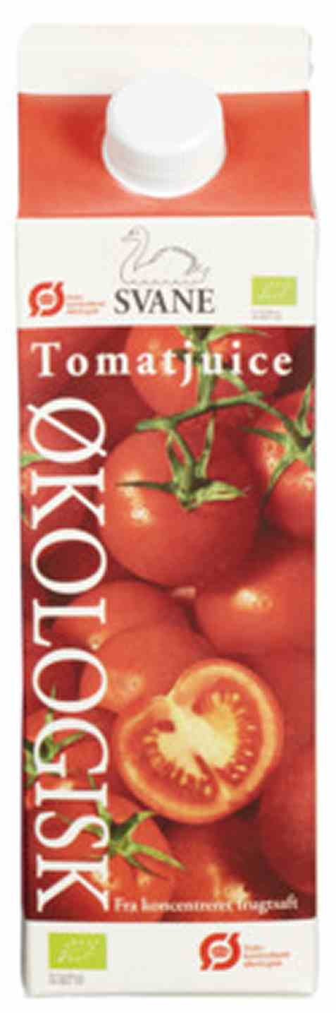 Bilde av Friele foods økologisk tomatjuice.