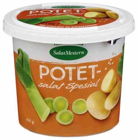 Bilde av Salatmesteren potetsalat spesial.