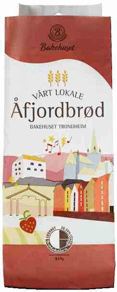 Bilde av Bakehuset Trondheim åfjordbrød.