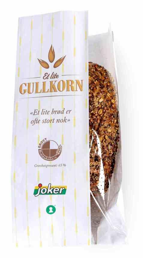 Bilde av Bakehuset Joker gullkorn grovbrød.