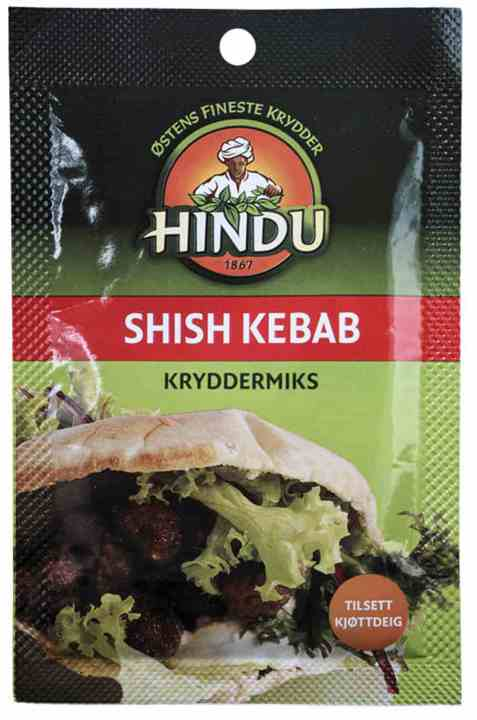 Bilde av Hindu Kebab Kryddermiks Pose.