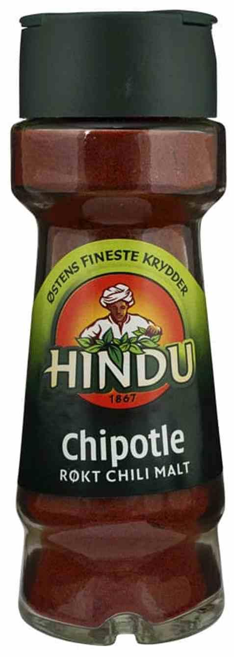 Bilde av Hindu chipotle chili malt glass.