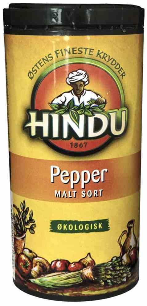 Bilde av Hindu pepper sort økologisk boks.
