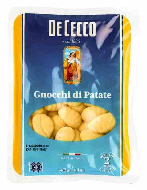 Bilde av De Cecco Gnocchi di Patate.