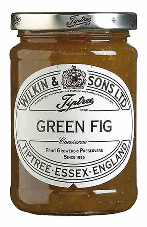 Bilde av Wilkins and Sons grønn fikenmarmelade.