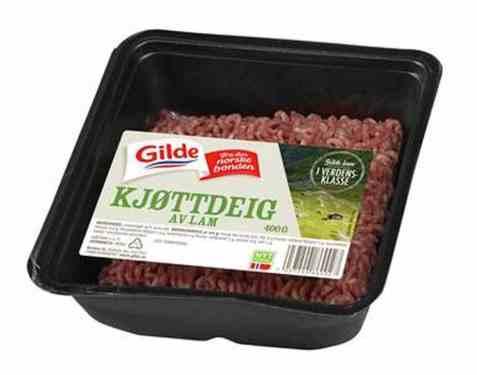 Bilde av Gilde kjøttdeig av lam 400 gr.