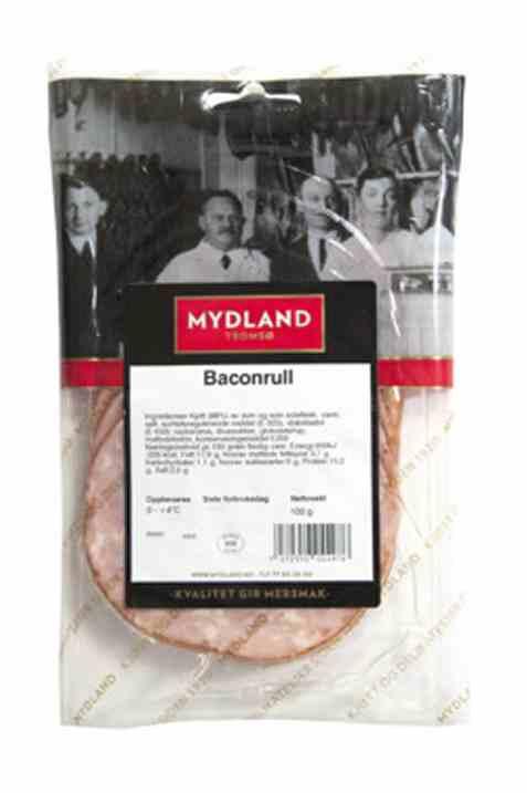 Bilde av Mydland baconrullade 100gr.