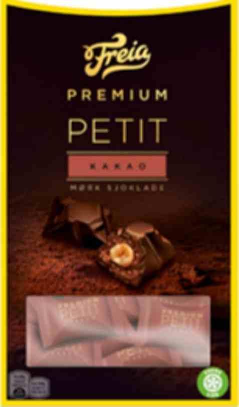 Bilde av Freia Premium petit mørk 158 gr.