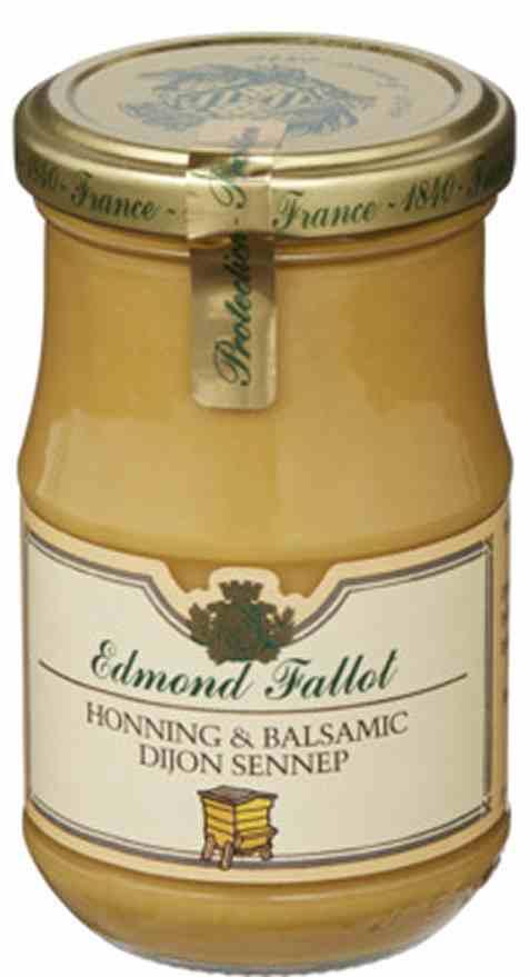 Bilde av Fallot dijon sennep honning balsamico 210gr.