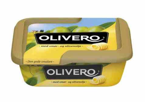 Bilde av Mills olivero smør og olivenolje 230gr.