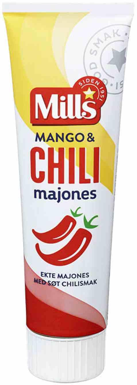 Bilde av Mills mango og chilimajones 100gr.