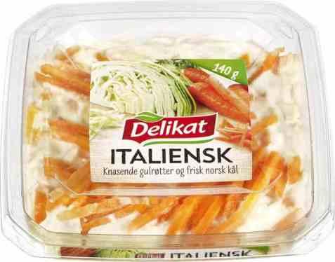 Bilde av Delikat Italiensk salat 140gr.