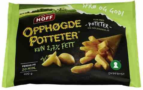 Bilde av Hoff Opphøgde Potteter 2,7% fett 400gr.