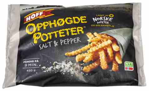 Bilde av Hoff Opphøgde Potteter med salt og pepper 450gr.