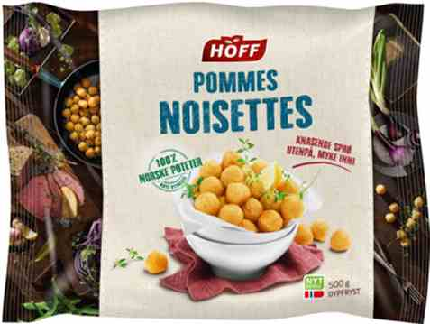 Bilde av Hoff Pommes noisettes 500gr.