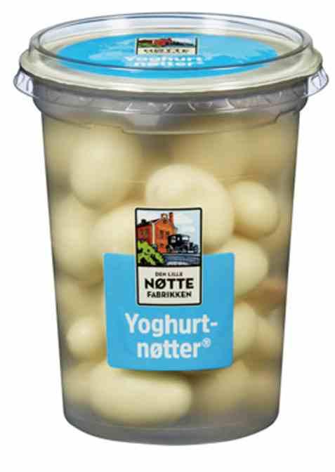 Bilde av Den Lille Nøttefabrikken yoghurtnøtter 130gr.