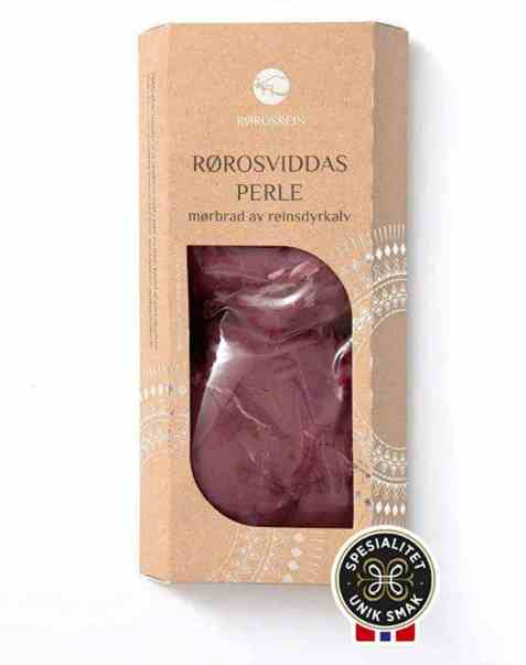 Bilde av Rørosrein Rørosviddas perle mørbrad av reinsdyrkalv.