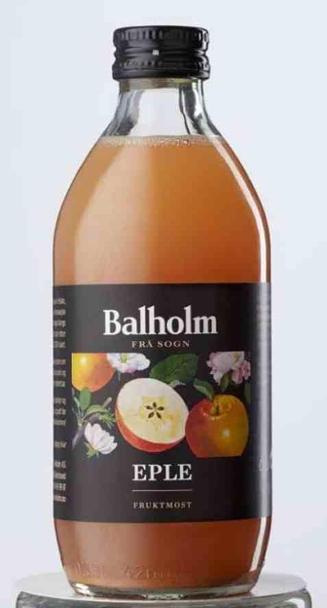 Bilde av Balholm eple 33cl.