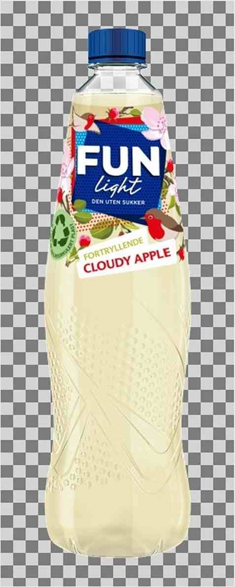 Bilde av Fun Light cloudy apple.