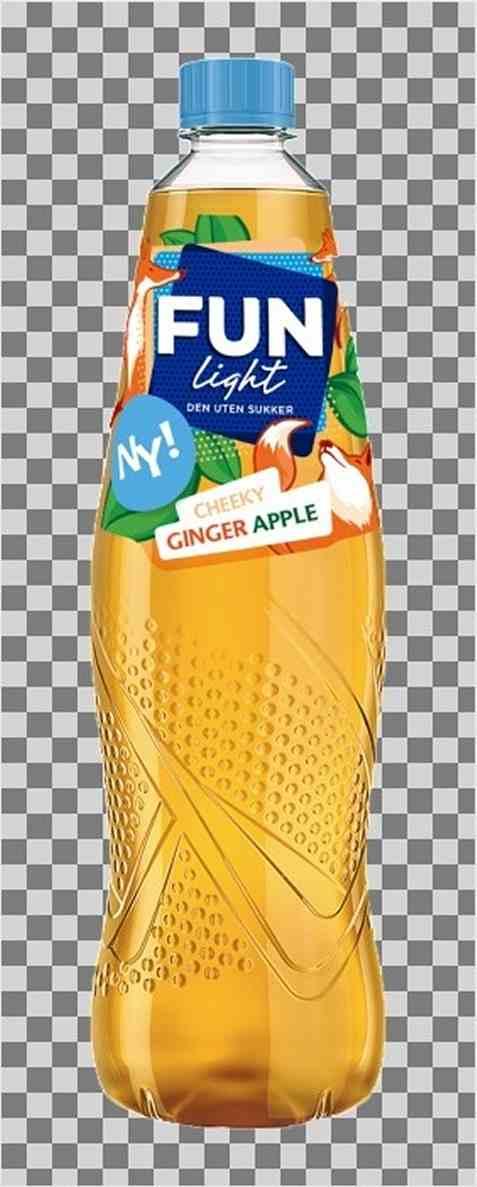 Bilde av FUN Light ginger apple.