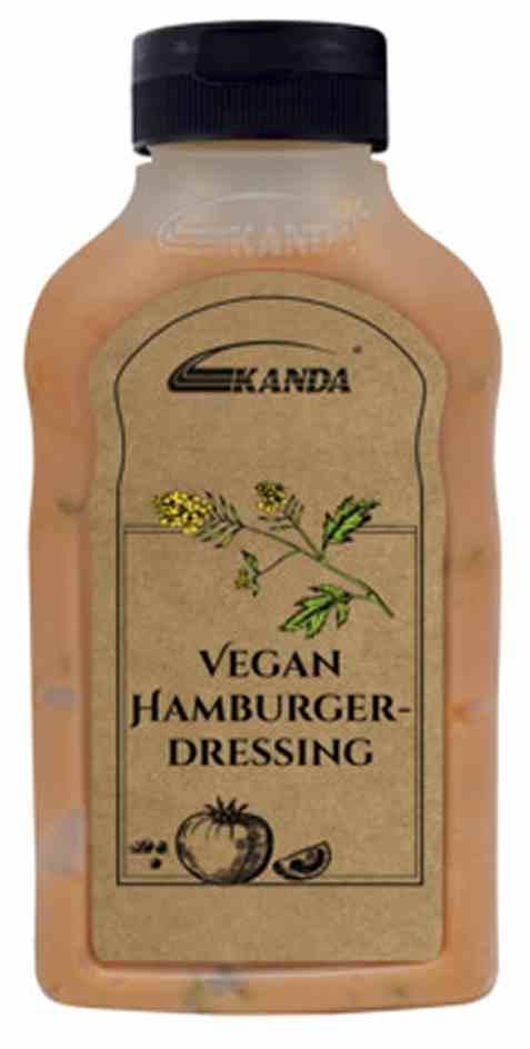 Bilde av Kanda vegan hamburgerdressing 300ml.