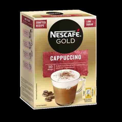 Bilde av Nescafe gold cappuccino.
