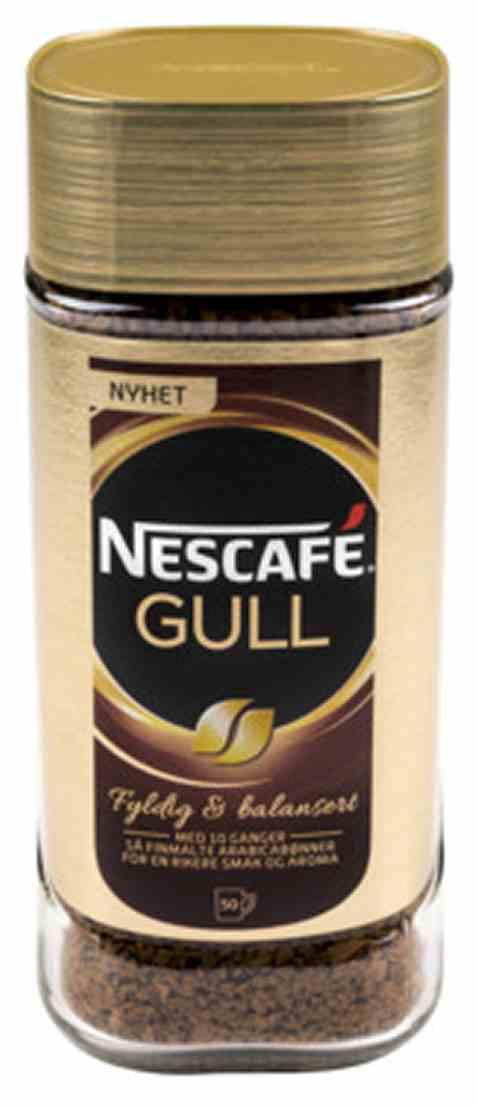 Bilde av Nescafe gull 100gr.