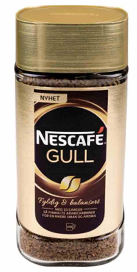 Bilde av Nescafe gull 200gr.