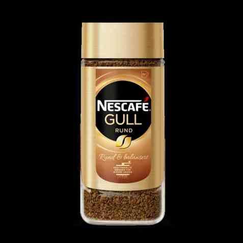 Bilde av Nescafe gull rund 100gr.