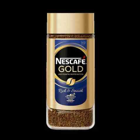 Bilde av Nescafe gull koffeinfri 100gr.