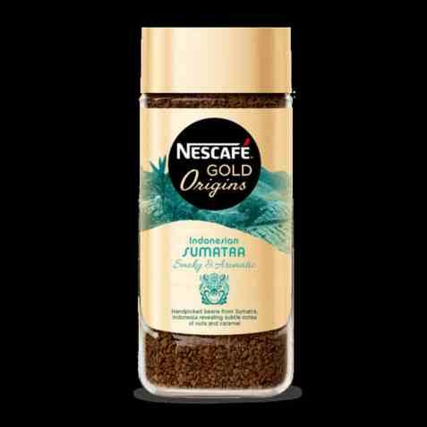 Bilde av Nescafe Gold Origin Sumatra 100g.