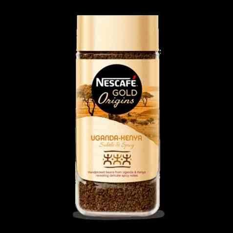 Bilde av Nescafe Gold Origin uganda 100g.