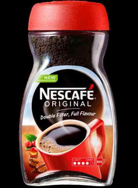 Bilde av Nescafe original 100gr.
