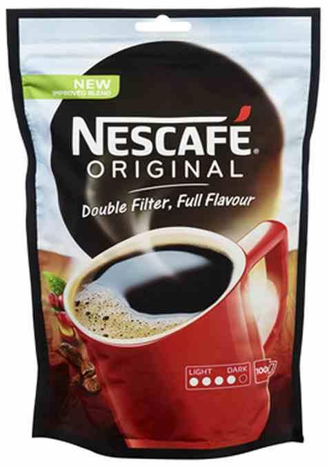 Bilde av Nescafe original refill 200gr.